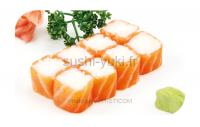 27 - Saumon cheese roll
