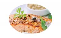 S11 - Pavé de saumon grillé